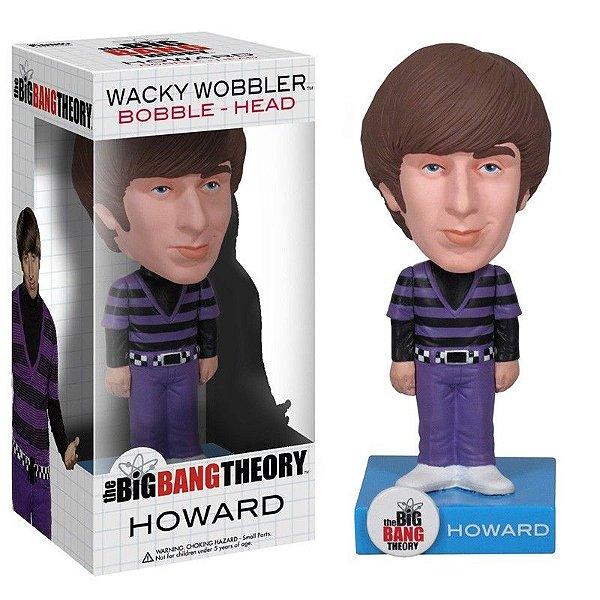 Howard - The Big Bang Theory Funko Wacky Wobbler