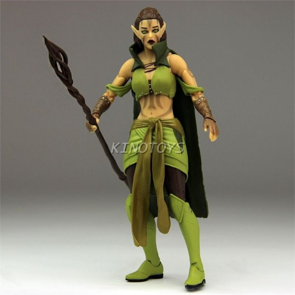 Nissa Revane Magic The Gathering Legacy Collection Funko