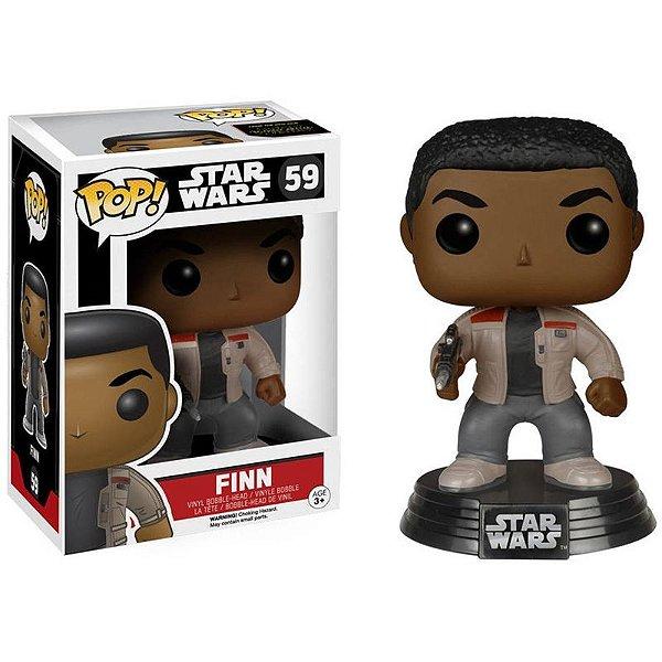 Finn - Star Wars VII The Force Awakens Funko Pop