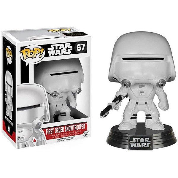 First Order Snowtrooper - Star Wars VII The Force Awakens Funko Pop