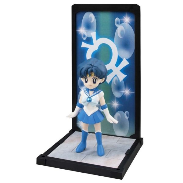 Sailor Moon Mercury - Tamashii Buddies Bandai