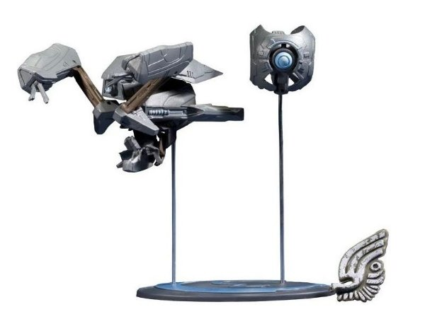 Guilty Spark & Sentinel - Halo McFarlane Toys