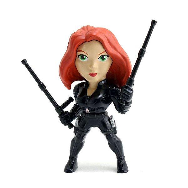 Viúva Negra Black Widow Capitão América Civil War Jada Toys