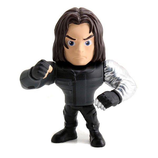 Bucky - Winter Soldier Capitão América Civil War Jada Toys