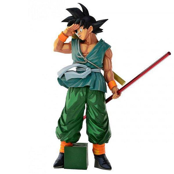 Goku Dragon Ball Super - Super Master Star Piece Manga Dimension Banpresto