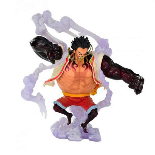 Monkey D. Luffy Gear4th (Bound Man) One Piece King of Artist Special Banpresto