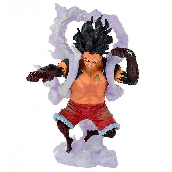 Monkey D Luffy Gear4th (Snake Man) One Piece King Of Artist Special Banpresto