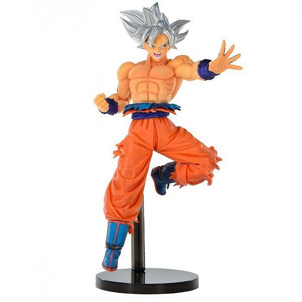 Goku Ultra Instinto Superior - Dragon Ball Super Chosenshiretsuden II Banpresto
