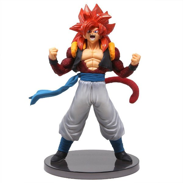 Gogeta Super Saiyan 4 - Dragon Ball GT Blood Of Saiyan Special V Banpresto