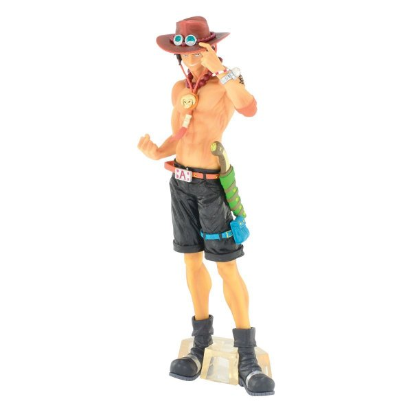Portgas D. Ace - One Piece 20th History Masterlise Banpresto