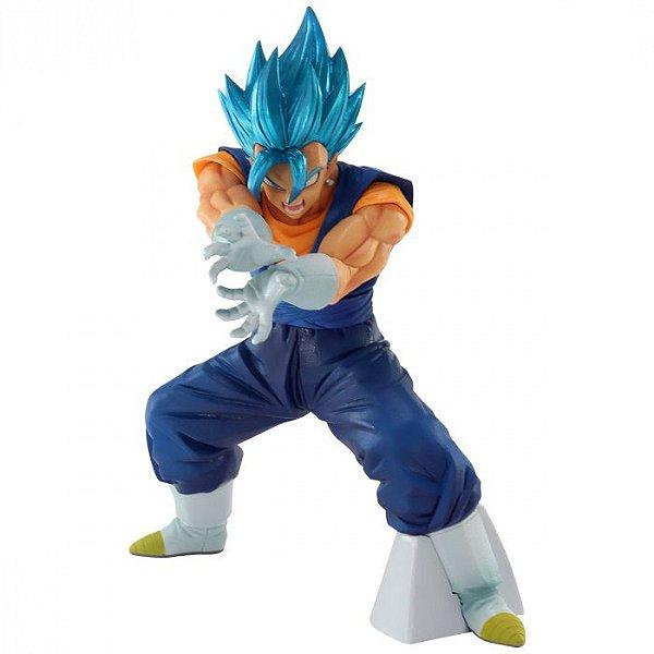 Vegito Super Sayajin Blue Dragon Ball Super Final Kamehameha 23cm Banpresto