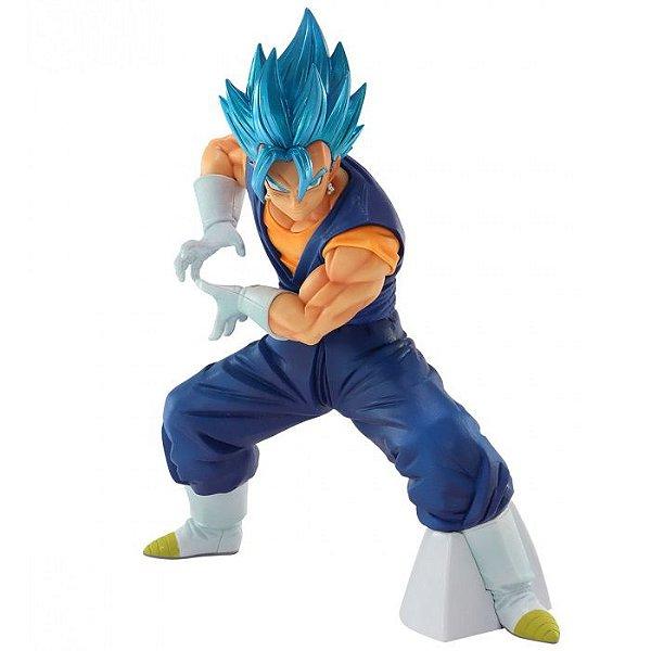 Vegito Super Sayajin Blue Dragon Ball Super Final Kamehameha Ver1 23cm Banpresto