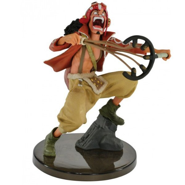 Usopp - One Piece World Figure Colosseum 2 Banpresto