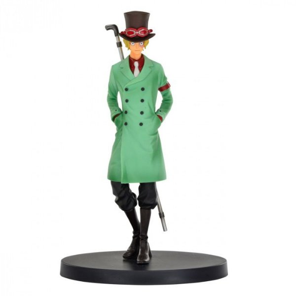 Sabo - One Piece Stampede Movie DXF The Grandline Men Banpresto