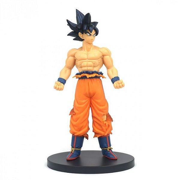 Dragon Ball Super Goku Instinto Superior Incompleto - Creator x Creator Vers. A Banpresto