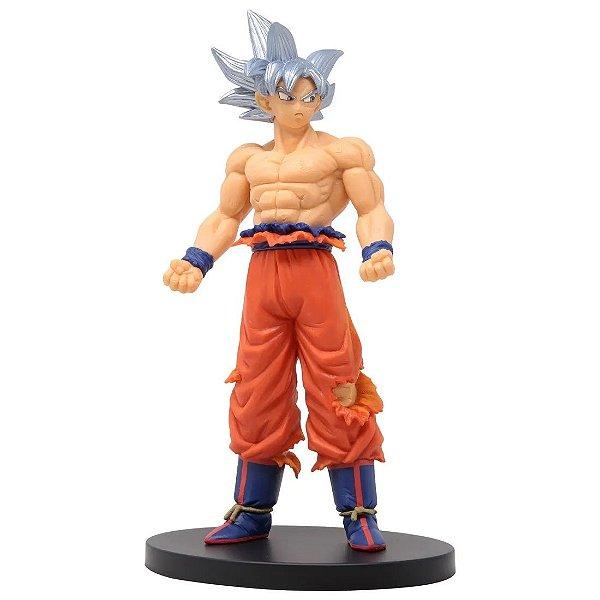 Dragon Ball Super Goku Instinto Superior - Creator x Creator Vers. B Banpresto