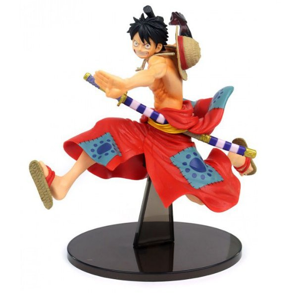 Monkey D Luffy - Battle Record Collection One Piece Banpresto