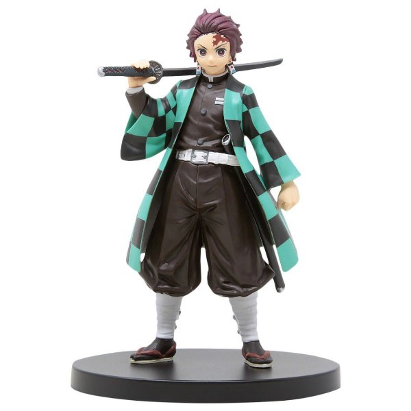 Figure Demon Slayer/Kimetsu No Yaiba Tanjirou Kamado Banpresto
