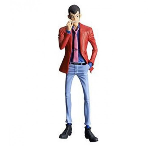 Lupin - Master Star Piece Lupin The Third Part 5 Banpresto