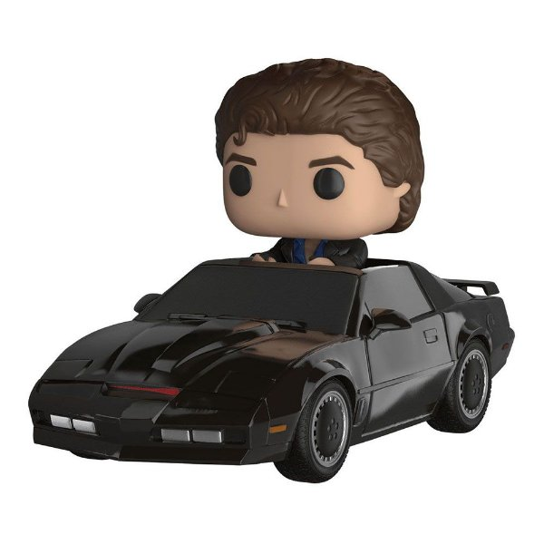 Michael Knight e Kitt - Super Maquina Knight Rider Funko
