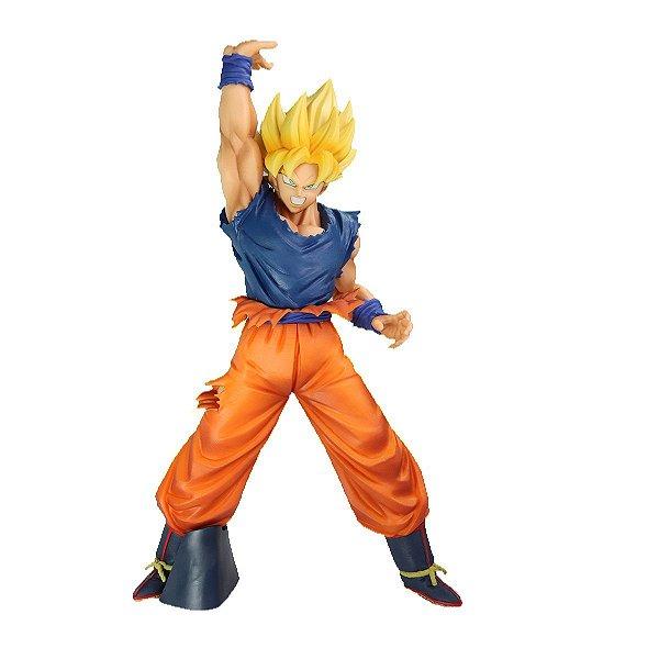 Goku Super Sayajin Maximatic Dragol Ball Z Banpresto