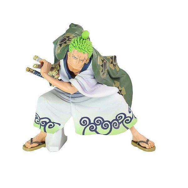 One Piece Roronoa Zoro King Of Artist Saga De Wano Banpresto