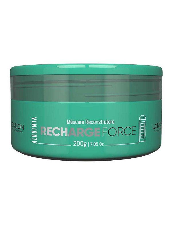 Recharge Force Máscara Reconstrutora 200ml