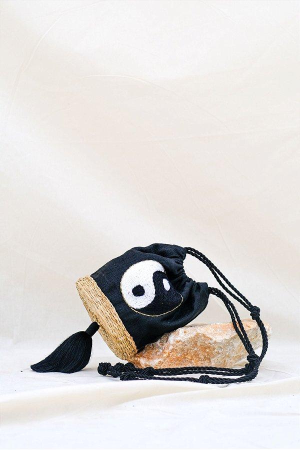 Bardot Yin Yang Bag Black