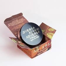 Pó translúcido Chocolate  - Adversa