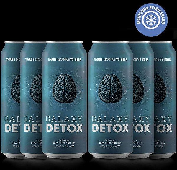 Galaxy Detox - 6un de 473ml