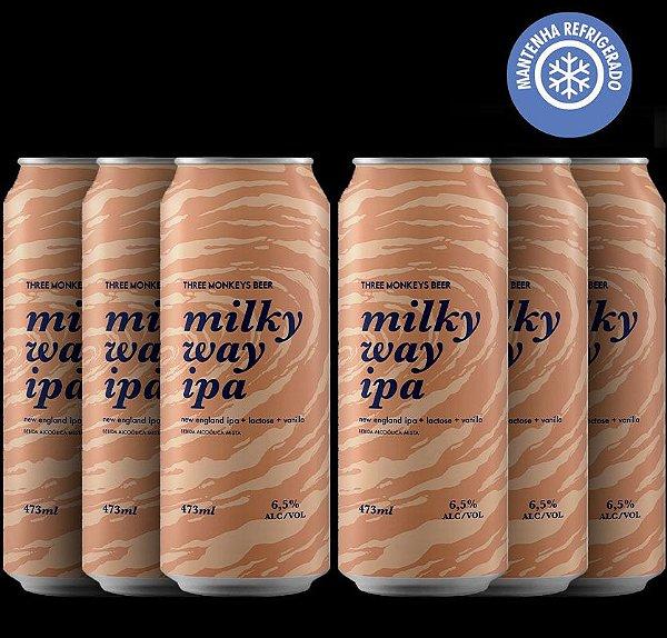 Milky Way - 6un de 473ml