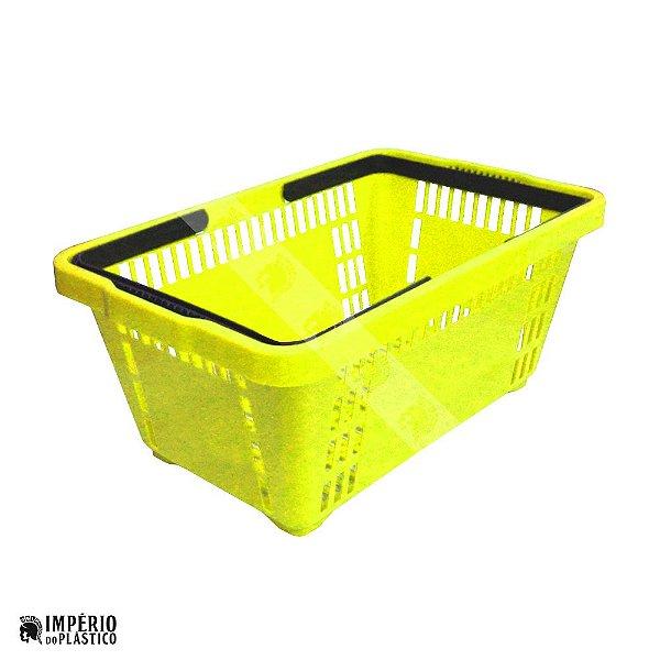 Cestinha Plastica 13l - Supermercado - Stilo Lovely
