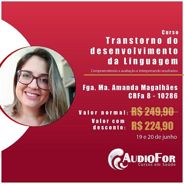 Transtorno do Desenvolvimento da Linguagem