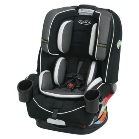 Graco 4Ever Safety Surround Side Impact Protection Jacks