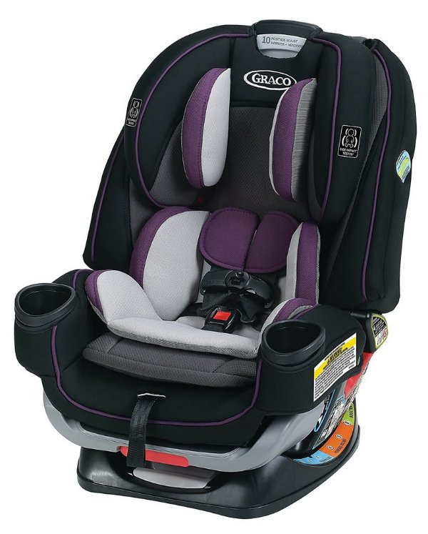 Graco 4Ever Extend2Fit All in One Jodie