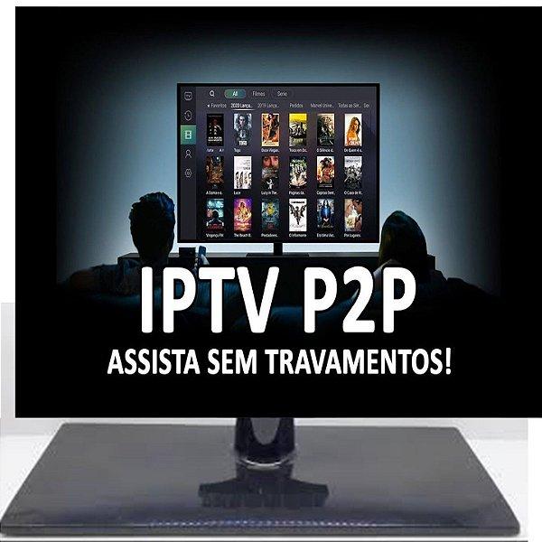 Iptv P2p Tv Online Canais de Filmes / Serie / Jogos de Futebol / Jornalismo / Infantil 609 Canais / Filmes + Series  39900 Aplicativo Para Tv box Celular Suporte Técnico no WhatsApp Teste Gratis