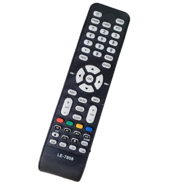 Controle Remoto Universal Compativél Com Tv Philco Diversos Modelos PH32 Led / PH42 Led / PH46 Led / PH55 Led