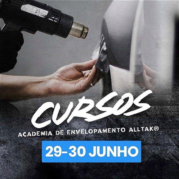 Academia de Envelopamento ALLTAK 29 e 30 de Junho - Guarulhos-SP