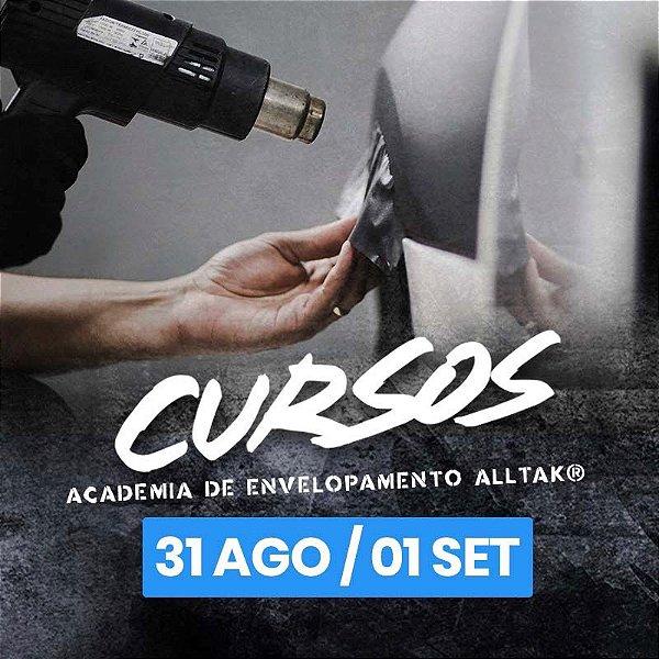 Academia de Envelopamento ALLTAK 31 de Agosto e 01 de Setembro - Guarulhos-SP