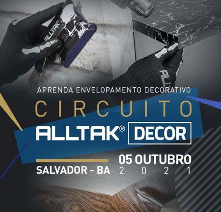Circuito ALLTAK DECOR - Loja Potisigns Salvador - 05 de Outubro