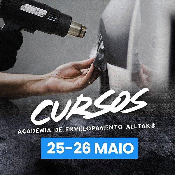 Academia de Envelopamento ALLTAK 25 e 26 de Maio - Guarulhos-SP