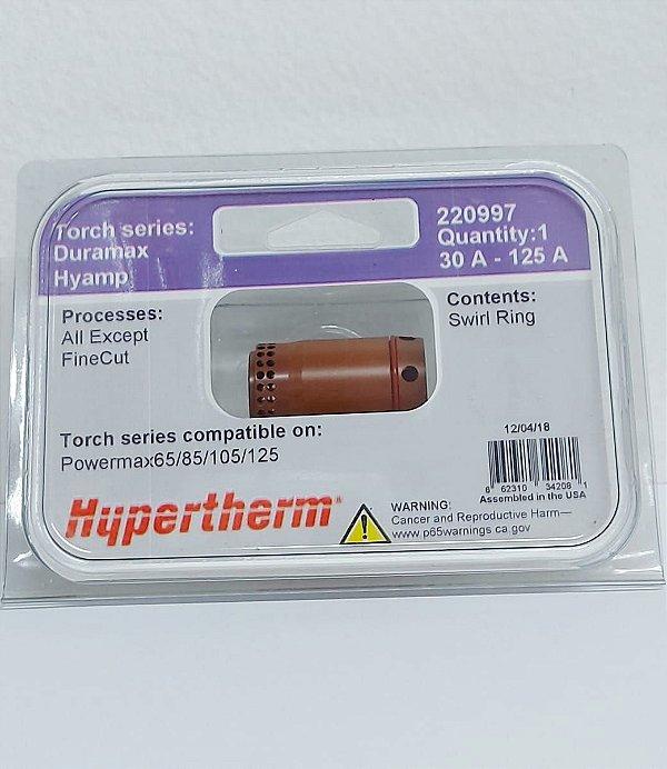 DISTRIBUIDOR DE GAS HYAMP 125 HYPERTHERM (220997)