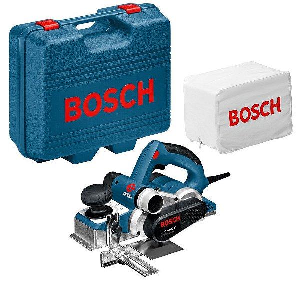 Plaina Bosch Elétrica (110W) 159A.7EO GHO 40-82C