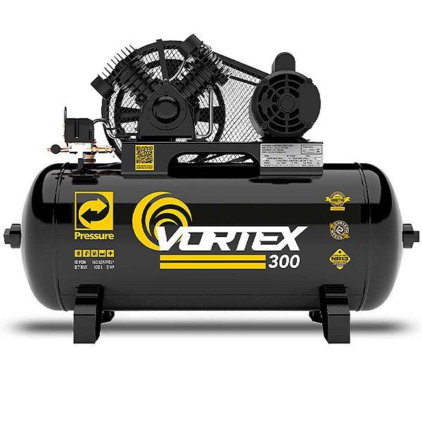 Compressor Ar 10PCM 100L140PSI Vortex Mono Pressure