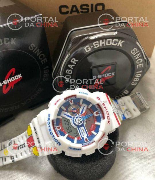 G-shock - BRANCO
