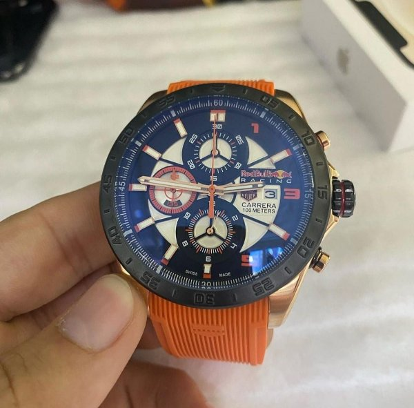 TAG HEUER (Red Bull)