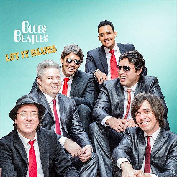 CD Blues Beatles - Let It Blues