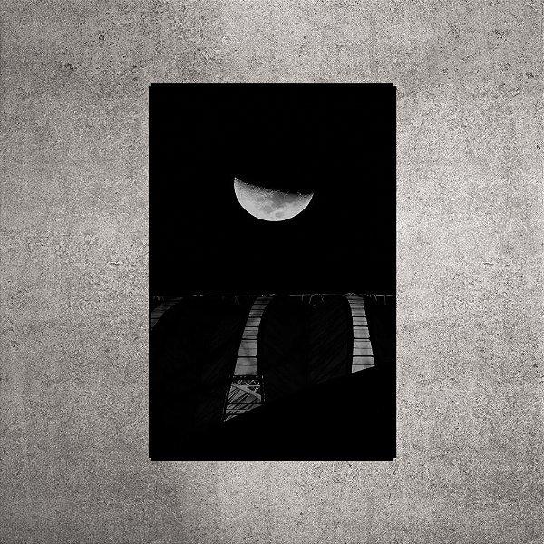 Imagem impressa - Pequena - Lua - 90cmx58cm. BRIP7