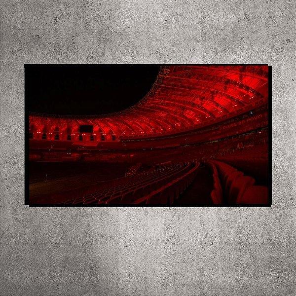 Imagem Impressa - Pequena - Panoramica arquibancada - 60cmx30xcm. BRIP11
