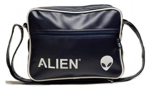 Bolsa Transversal Alien Black Blue